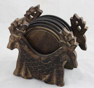 Posavaso madera rustico para detalle Boda,Regale Posavaso,Posavaso para Boda,posavaso madera #Grandetalles