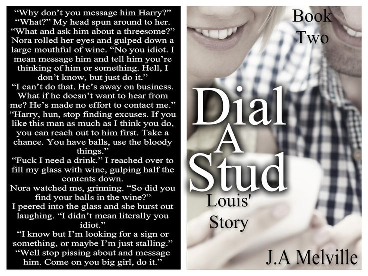 Another teaser from Dial A Stud 2.