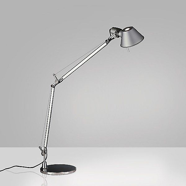 Artemide Tolomeo Midi Led Table Lamp By Giancarlo Fassina Usc Tol0083 Style Industrial In 2020 Lamp Led Table Lamp Table Lamp