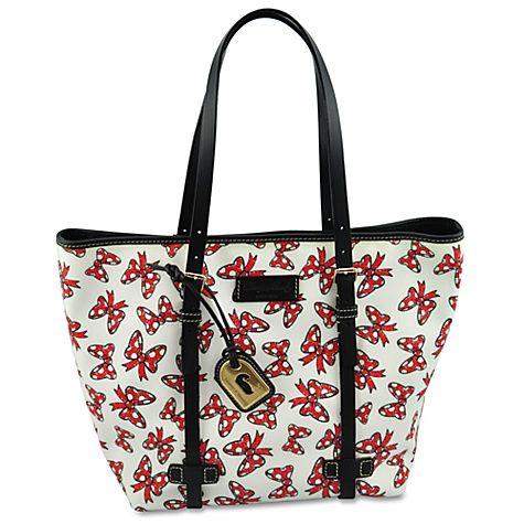 Minnie Mouse Bow Tote