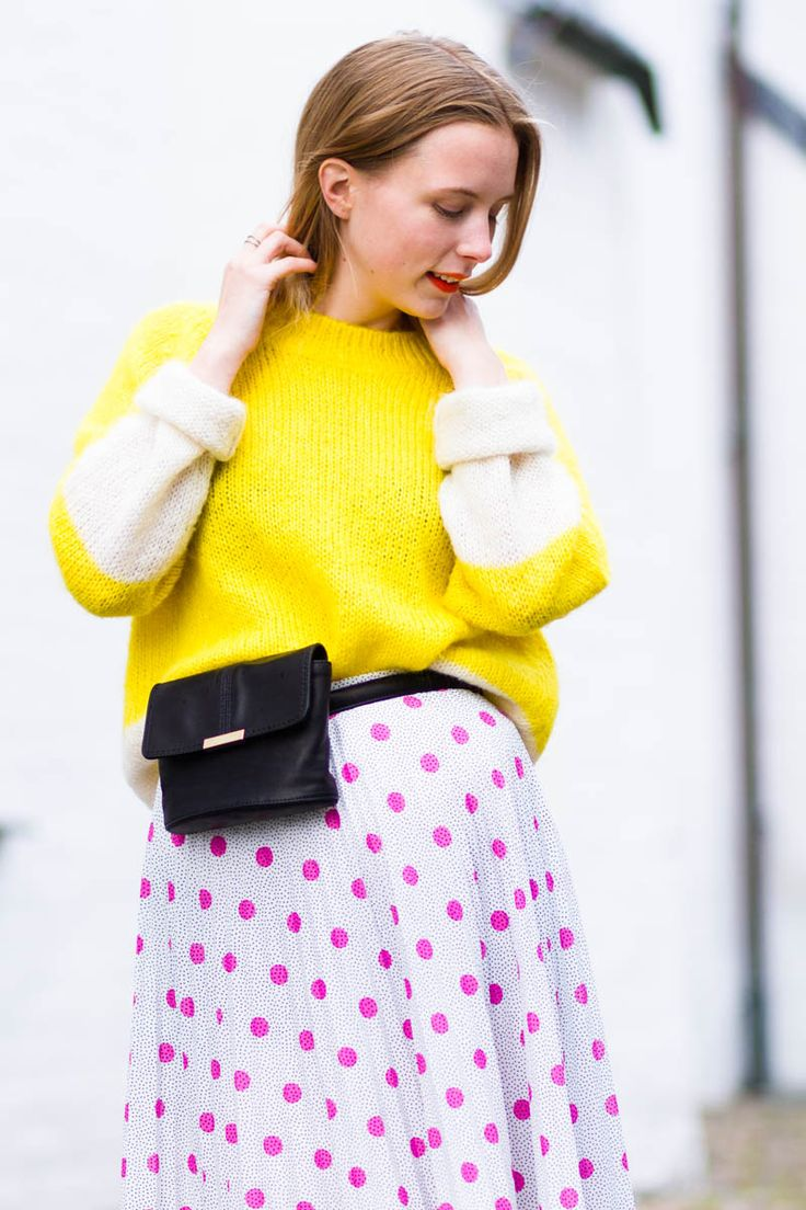 Fall doesn't have to mean dark, gloomy colors - go for a yellow jumper to keep warm and shine like the sun!  Shop yellow jumpers: http://bit.ly/1gDmtiw