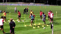 Eintracht Frankfurt - Training 15.07.2014   Konditionstraining