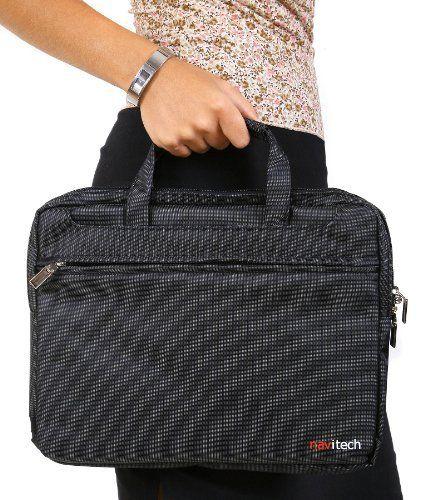 Navitech – besace de transport pour ordinateur portable 11.6 pouces (HP Envy X2-11-g090ef PC Portable Convertible 11): Intérieur matelassé…