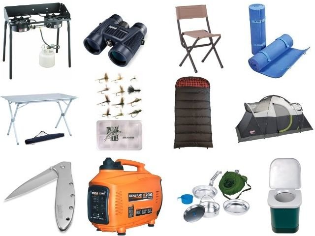 132 Best Camping Paraphernalia And Survival Gear Images On