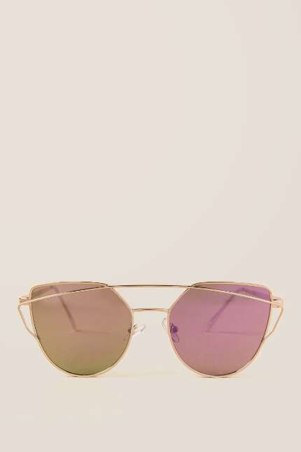 0015381a3b Julia Wired Lens Sunglasses