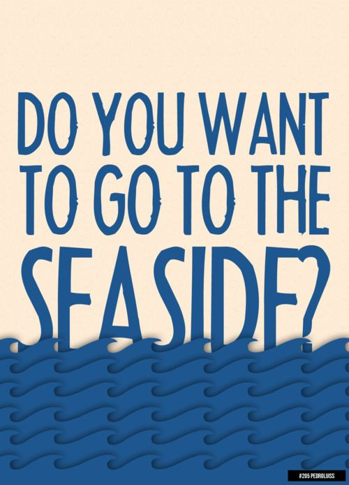 Seaside - The Kooks. But I'm just trying to love you In any kind of way But I find it hard to love you girl When you're far away Away