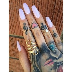 ՏɫℰƒãƝⅈ ʗℋã℘ℳãƝ @stef_lova1 Instagram photos | Websta female hand tats...