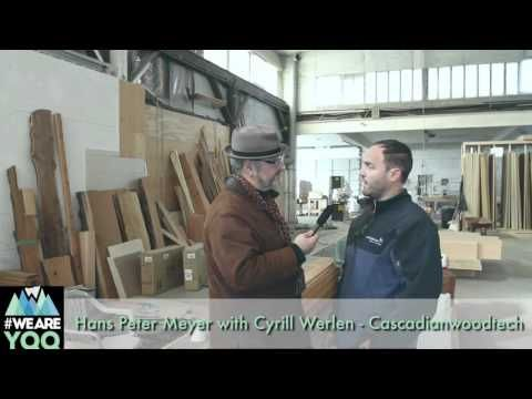 Adding value. Exporting expertise. Cascadian Wood Tech is a Comox Valley innovator. - WeAreYQQ