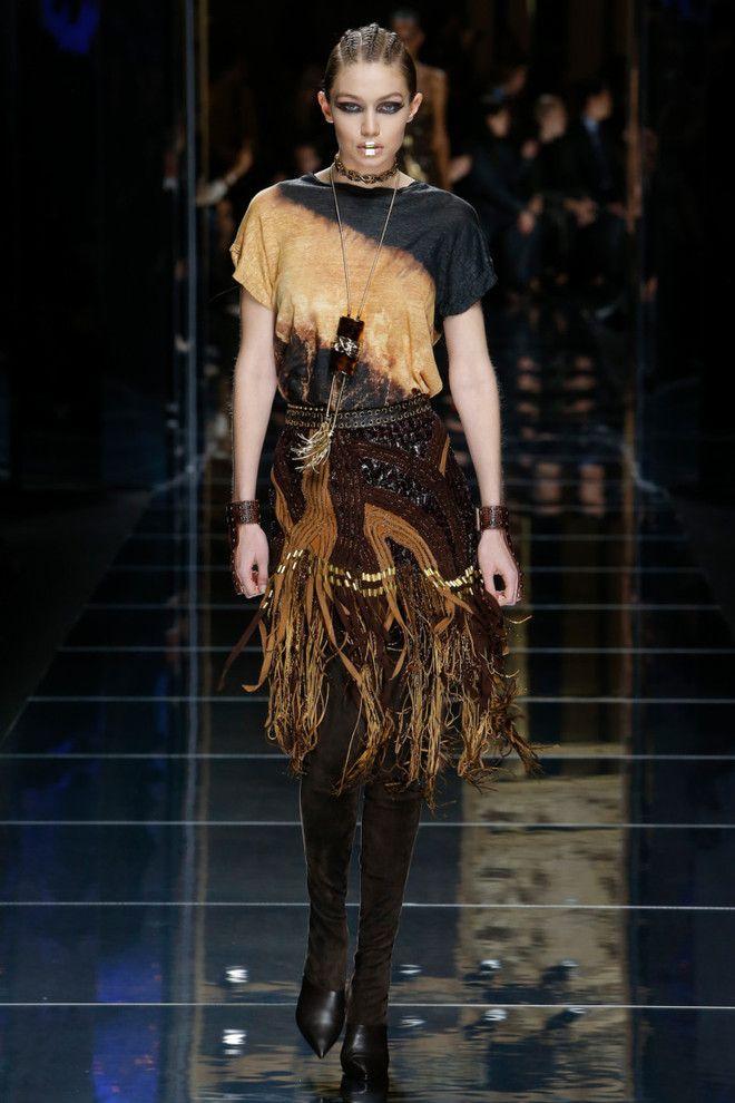 Неделя моды в Париже. Коллекция Balmain осень-зима 2017/2018
