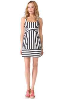 Nanette Lepore Waterfront Dress - Lyst