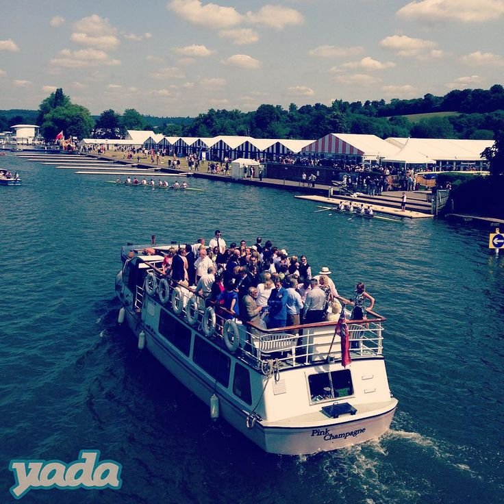 check us out on instgram  at yada_Events  fro pictures from our events. Hear fabulous Weekend || Henley Royal Regatta. We captured the event with yada! #app #startup #henley #event #weekend #rowing #champagne #tech