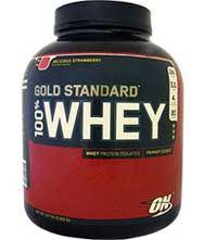 Buy Optimum Nutrition 100% Gold Standard Whey 2.27kg For £48.99
