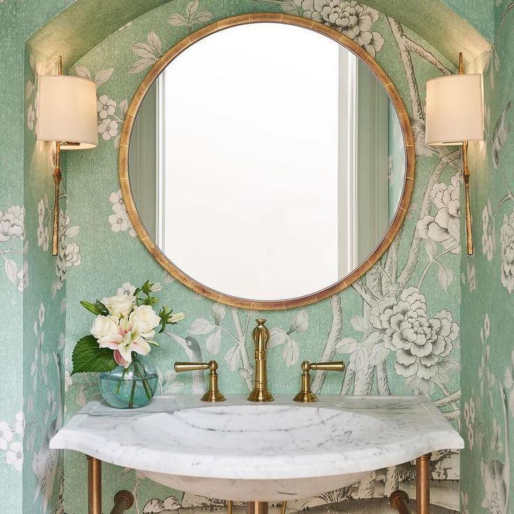 Top Interior Designers Top Interior Designers Green Floral