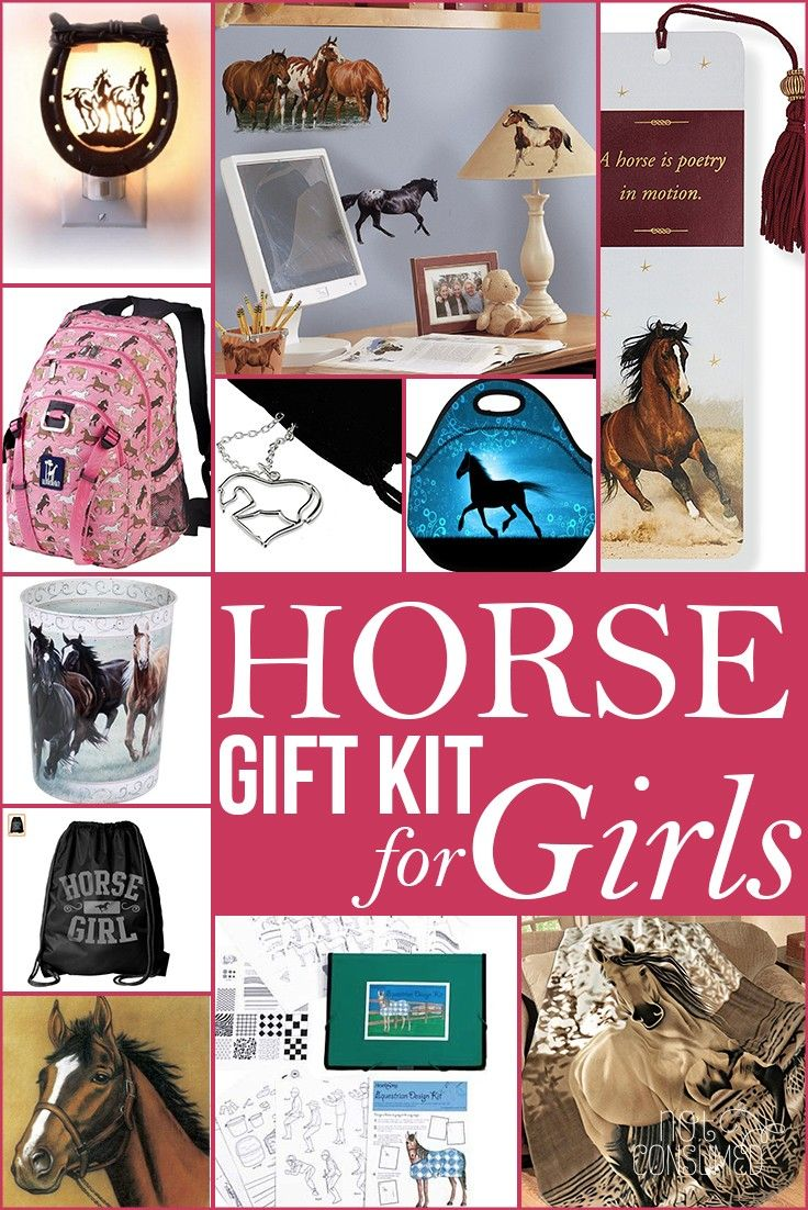 Do you have a horse-lover? I'm in year 5 of buying nothing but horse gifts for this sweet girl of mine. Come see what I'll put in her horse gift kit for girls this year!