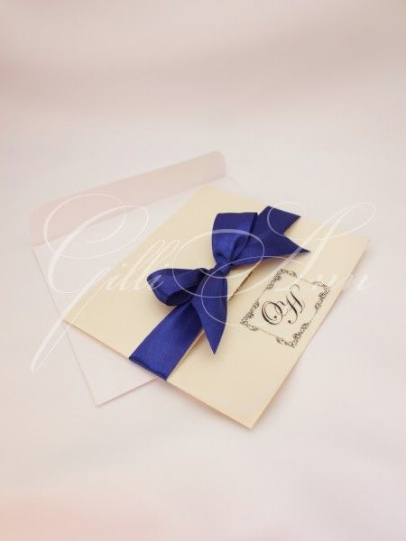 Приглашение на свадьбу Gilliann Magic INV003 #weddinginvitation #weddingaccessories