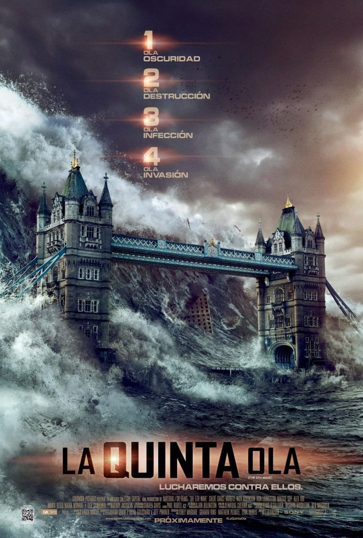 Nuestro crítico ha visto La quinta ola (The 5th Wave) y esto es lo que le ha parecido.