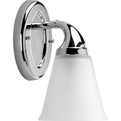 Progress Lighting - Lahara Collection Chrome 1-light Wall Bracket - 785247155071 - Home Depot Canada