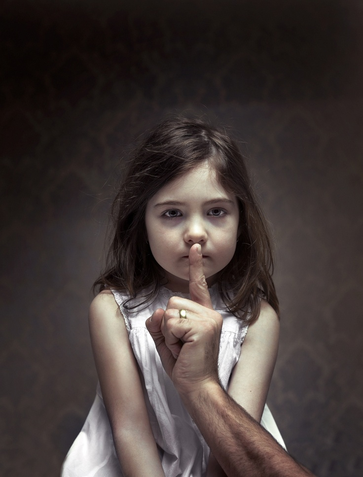 Myth: child abuse is normally by strangers Truth: someone the child knows and trusts is more likely to abuse them... Educate yourself. Absolutely, even family members. Educate your kids from a young age so they know what is not ok. The way people treat them, touch them etc & most of all no matter what the abuser says YOU MUST ALWAYS TELL. Abusers are very clever in scaring kids into silence.❤️️Kindred