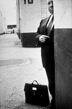 Sir Alfred Hitchcock en ce jour de Festival de Cannes