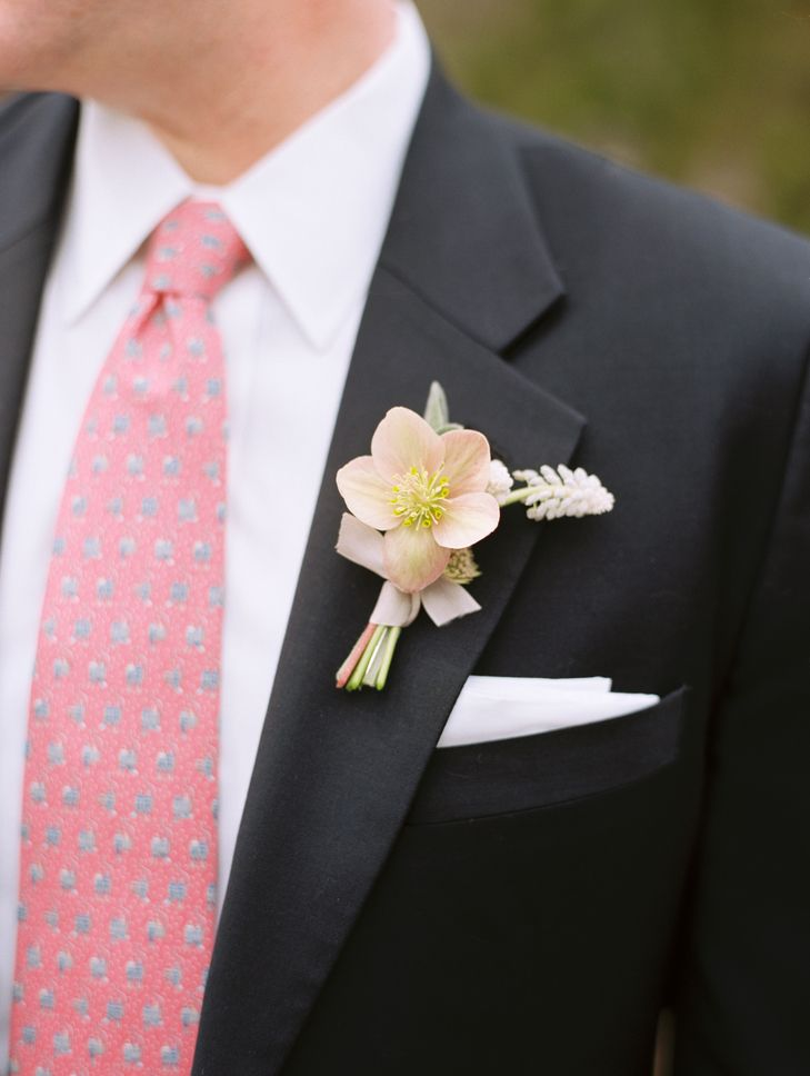 Black Burberry Suit With Pink Tie | CHUDLEIGH WEDDINGS | BLUEBIRD EVENT DESTINY |  BURBERRY | HONEY OF A THOUSAND FLOWERS | http://knot.ly/6496BarKE | http://knot.ly/6499BarKH | http://knot.ly/6491BarKJ