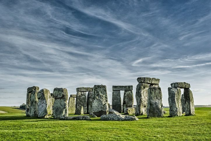 Stonehenge, Wiltshire, England | 21 Surreal Places In The UK To Add To Your Bucket List