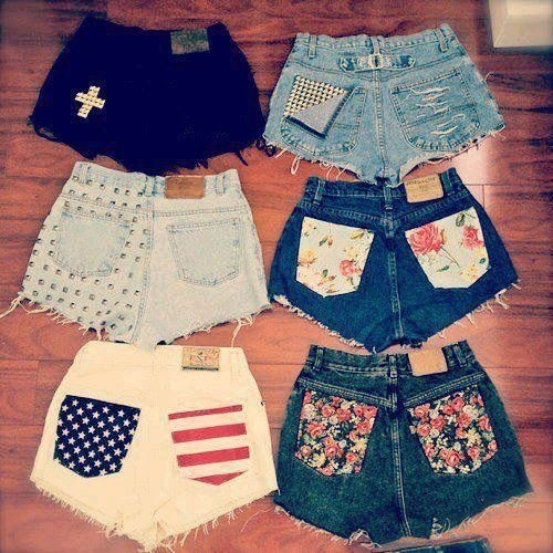 Cute Shorts For Summer - The Else