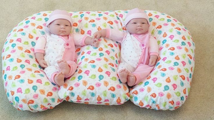 The most comfortable twin nursing pillow Twin Z Twin