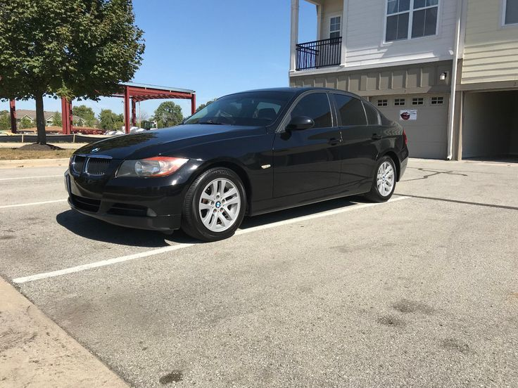 Cool Awesome 2007 BMW 3-Series  2007 BMW 328i | Black exterior, black leather interior, automatic, runs great! 2017/2018