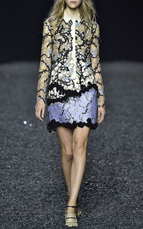 Mary Katrantzou Spring/Summer 2015 Trunkshow Look 17 on Moda Operandi