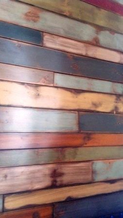 MultiColored Wall Material by roughnrustic on Etsy, $10.25