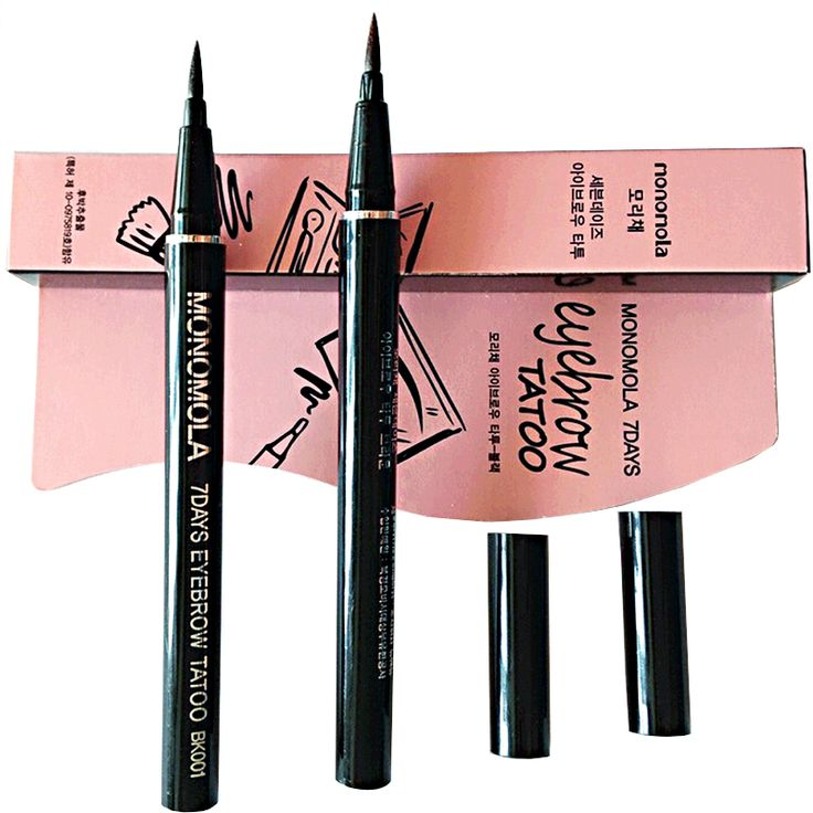 The Newest Professional Limited Long-lasting Super Perfect Lasting Eyebrow Pencil Brand Makeup Liquid Eyebrows Enhancer Cosmetic