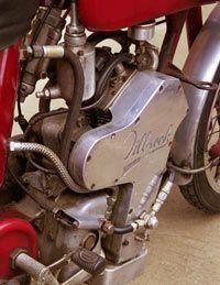 1953 Tilbrook 125cc Rotary Valve Engine