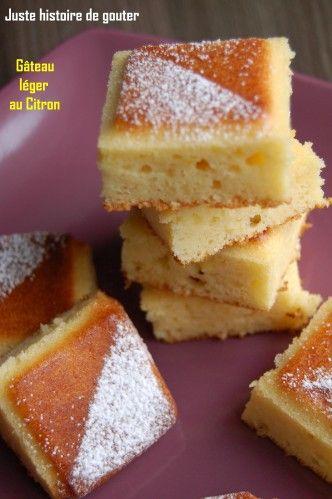 Une recette très simple pour les fans de gâteaux au citron ...un bon moelleux mousseux qui accompagne parfaitement un café. Je trouve ce gâteau assez léger par rapport à d'autres recettes où souvent il y a le double de beurre. Avec le moule Tablette Flexipan...
