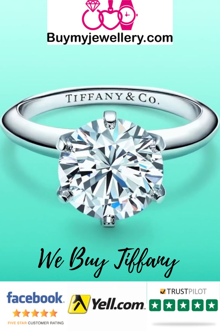 We Buy Tiffany Jewellery for the Highest Price. | Selling ...