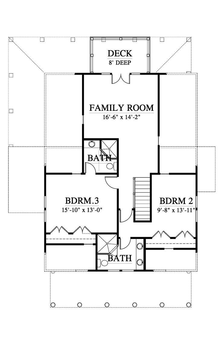 1134 best House Plans images on Pinterest Blueprints for