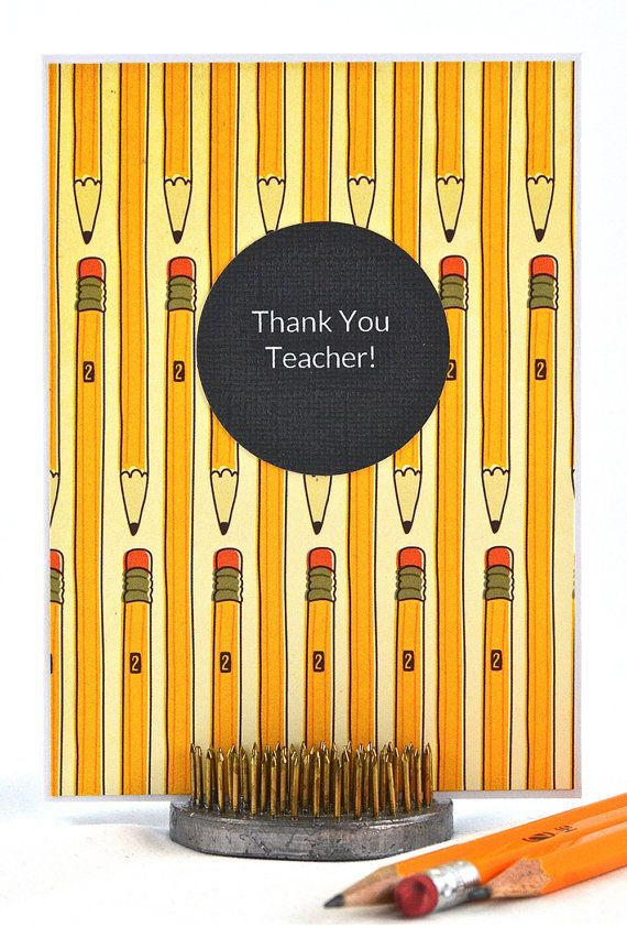 Are you looking for special teacher thank you card ideas? Teachers Day greeting cards as fun and nostalgic as these will definitely do the trick. To purchase this card (up to a quantity of 6), please click on the image.