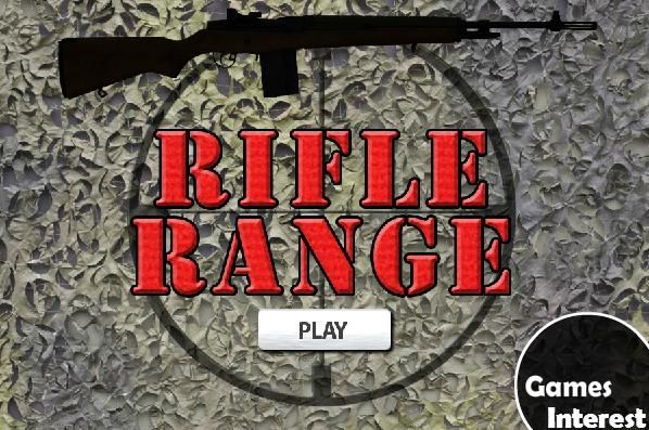 Rifle Range is a first person shooting game. In the game, the player is provided with a Rifle and three sets of bullets. The task of the player is to focus on the target and shoot them. The game is helpful to increase your shooting accuracy