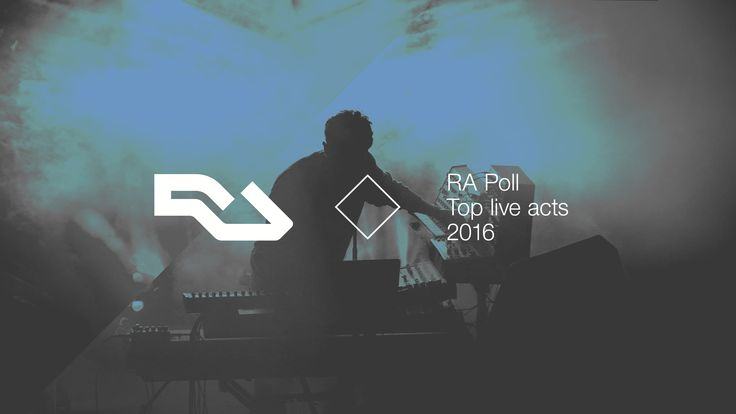 The RA Readers Pick Their Favourite Live Acts Of 2016 | RA