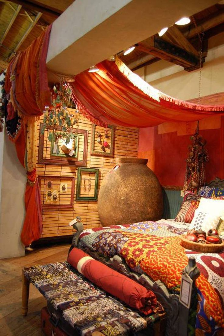 Bedroom , Splendid Boho Bedroom Ideas : Gypsy Boho Bedroom Ideas