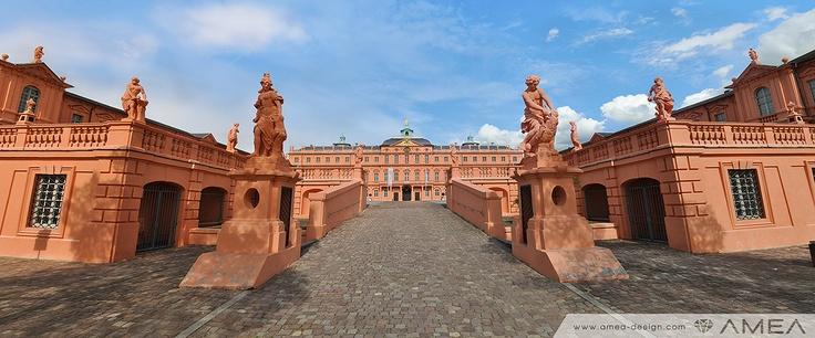 Castle Rastatt | Schloss Rastatt