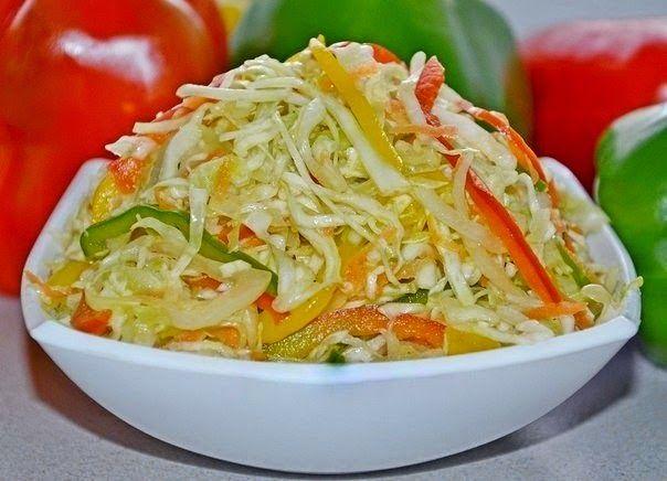 """Самые вкусные рецепты: Салат """"Витаминный"""""""