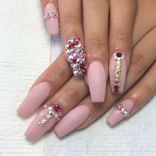 122 Nail Art Designs That You Won T Find On Google Images: 16 Best Images About Tapered Nails On Pinterest
