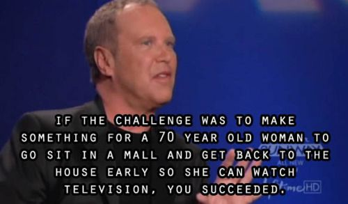 15 Of Michael Kors' Best Insults