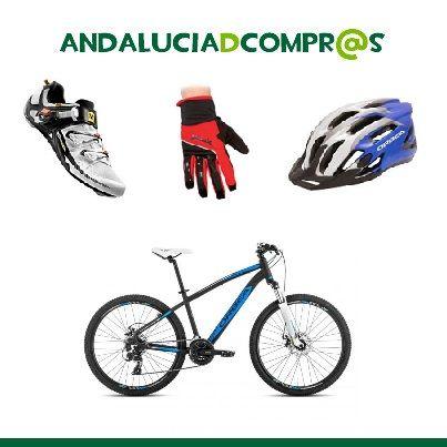 En Ciclos Lamela puedes conseguir tu equipación completa para practicar ciclismo de carretera o montaña. http://ow.ly/u3bxE
