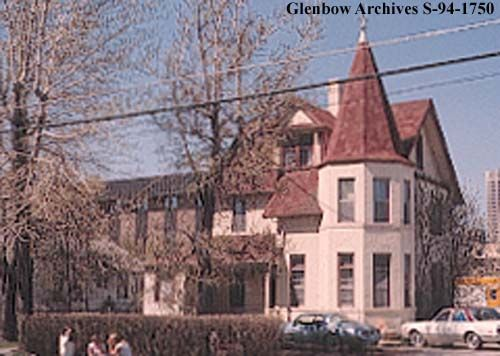 1979 picture. Glenbow Museum archives