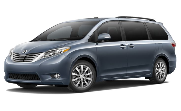 Toyota Sienna Reviews - Toyota Sienna Price, Photos, and Specs - Car and Driver