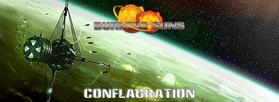 As war draws near - all races gather their forces, ready to make the first blow against their enemies in #BurningSuns #Conflagration