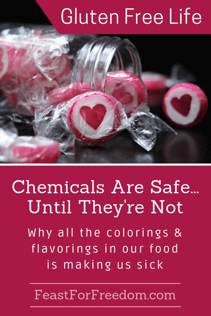 Chemicals Are Safe... Until They're Not - Celiac and ...
