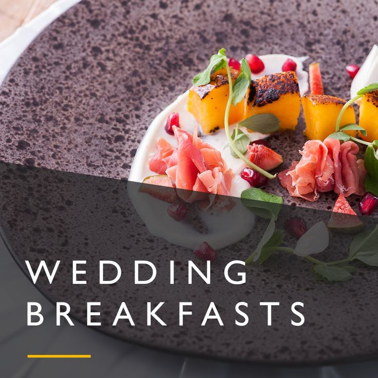 Wedding breakfasts menu from Spiros -- http://spiros.co.uk/2017/07/19/5-different-ways-to-serve-food-at-your-wedding/