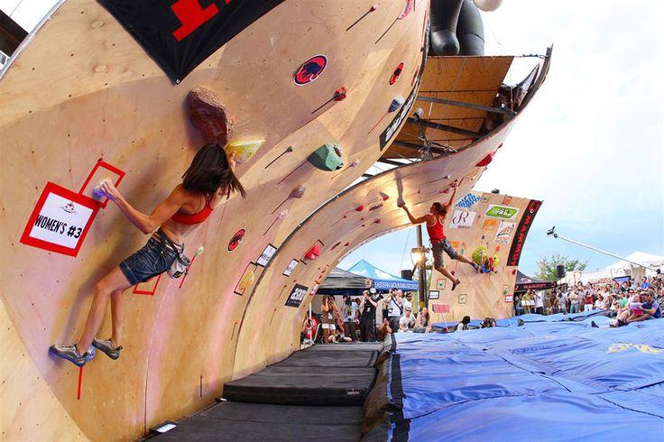 Sportle: Bouldering - Semi-Finals At IFSC Climbing World Cup Nanjing 2017